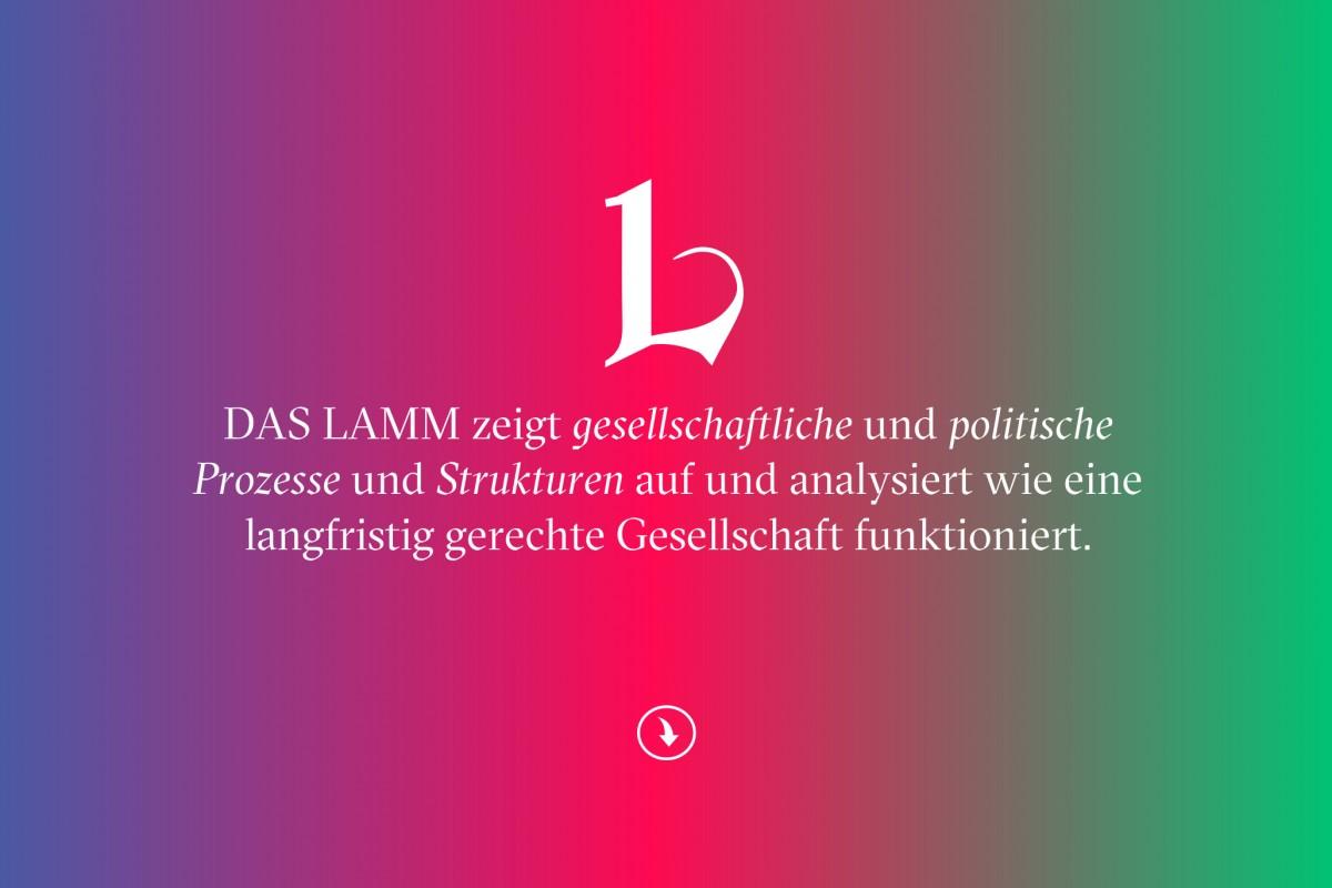 Simone Züger: «Das Lamm» – online journalism