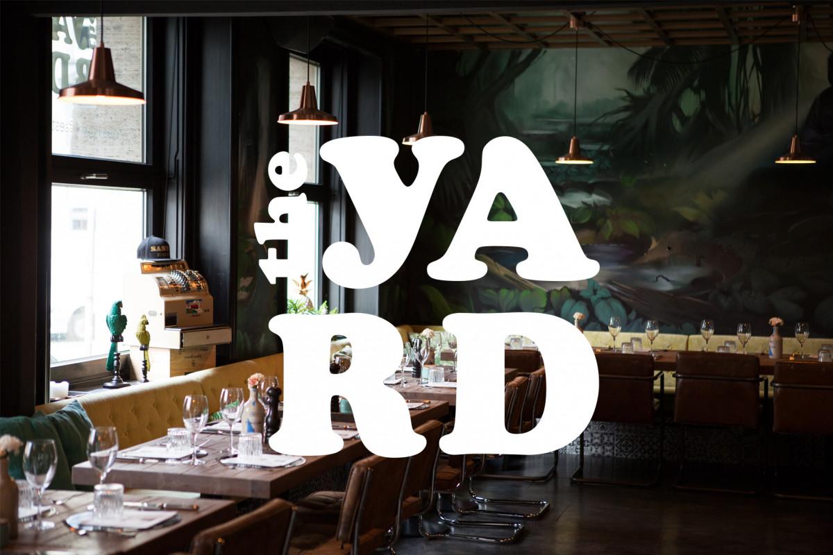 Simone Züger: Hotel «The Yard»