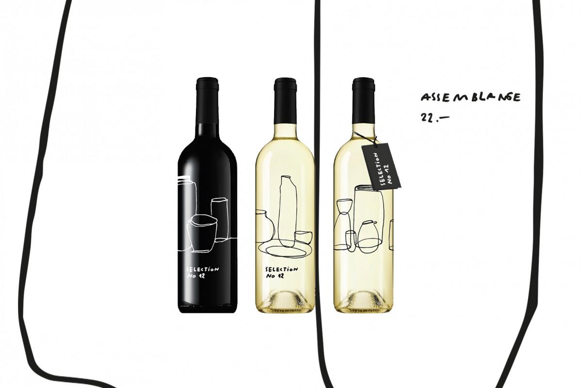 Simone Züger: «Winery Sonnenhalde»