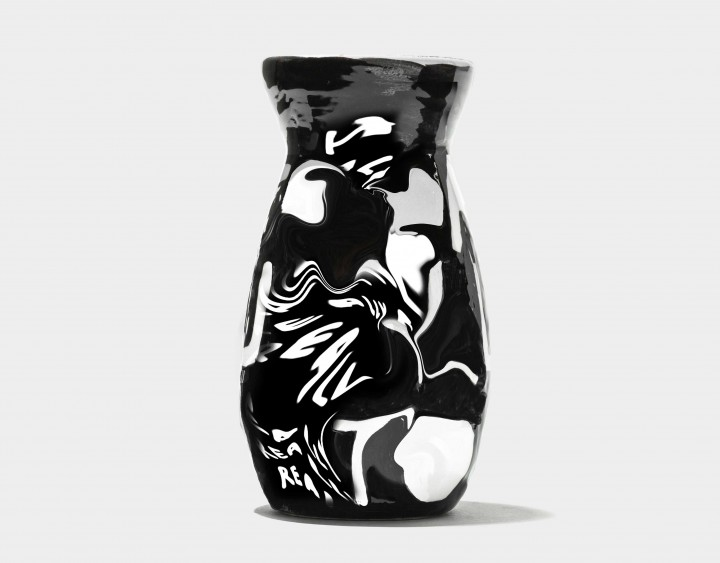Allow Life to Dance you Vase